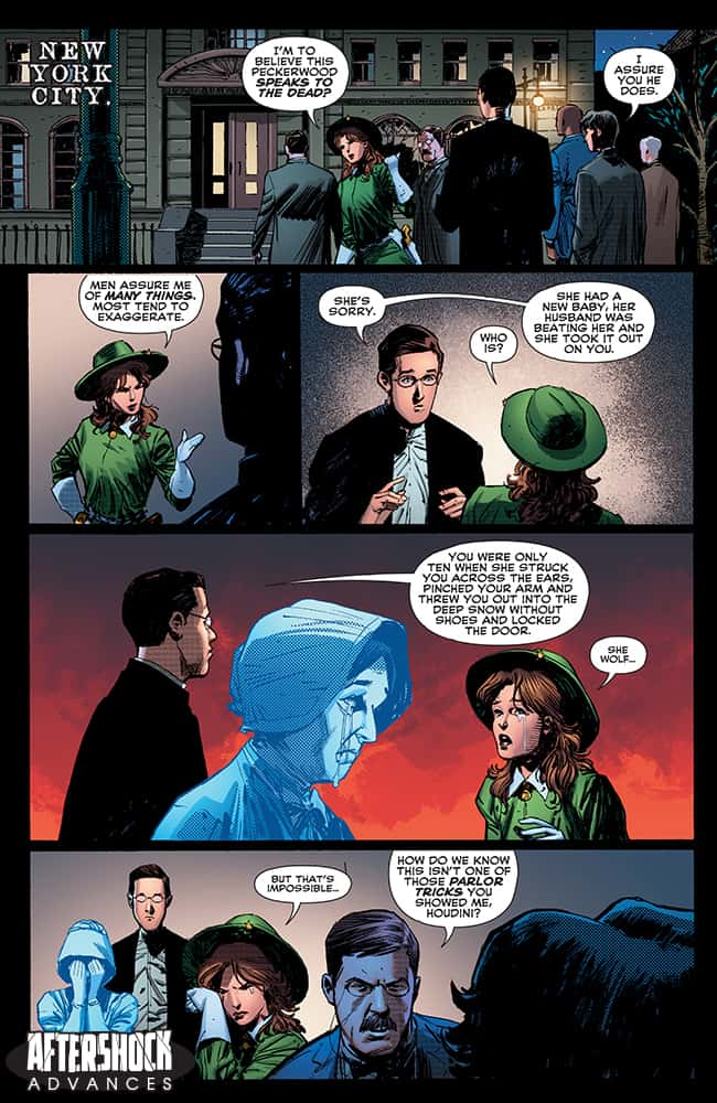 ROUGH RIDERS: RIDE OR DIE #3 - preview page 2