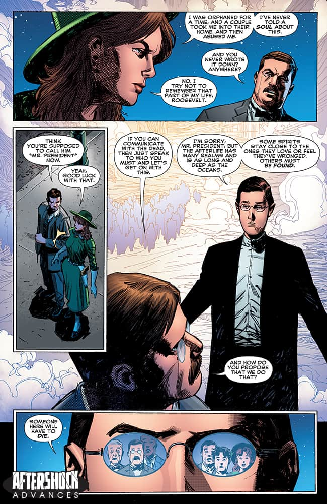 ROUGH RIDERS: RIDE OR DIE #3 - preview page 3