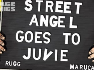 STREET ANGEL GOES TO JUVIE