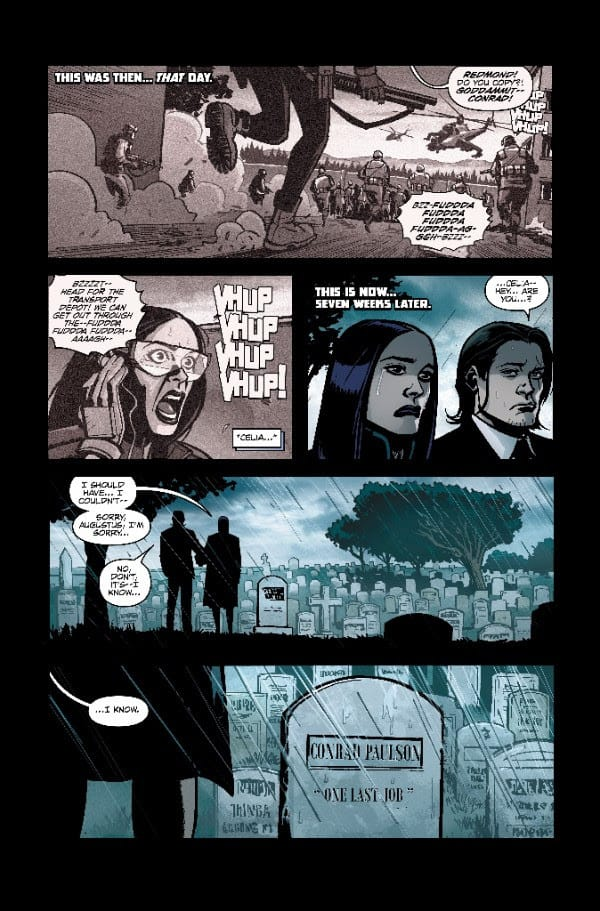 THIEF OF THIEVES #38 preview page 1