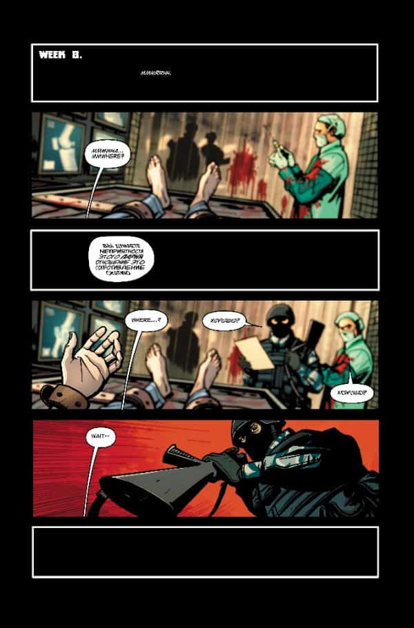 THIEF OF THIEVES #38 preview page 2