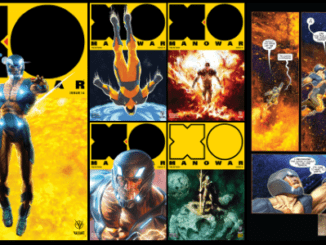 X-O Manowar #14 feature