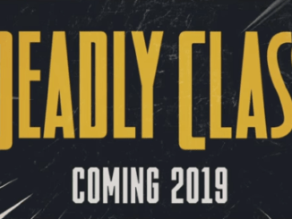 Deadly Class traile