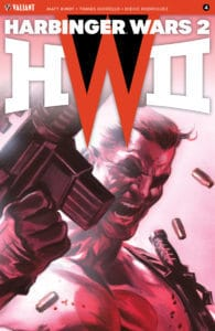 HARBINGER WARS 2 #4 (of 4) – HW2 Icon Variant by Felipe Massafera