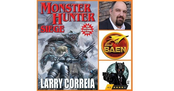 Book Review Monster Hunter Seige By Larry Correia Popculthq