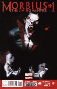 Morbius The Living Vampire (2013)