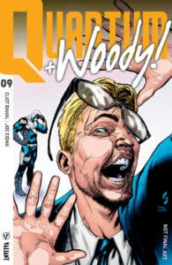 QUANTUM AND WOODY! (2017) #9 - Cover B (Extreme Ultra-Foil) by Geoff Shaw