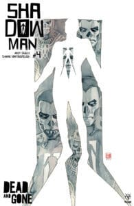 SHADOWMAN (2018) #4 – Cover B by David Mack