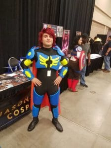 South Texas Comic Con 2018 by Javier Rios