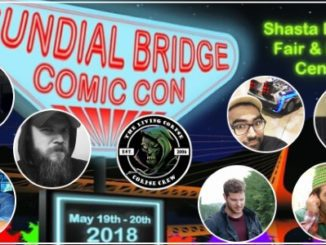 Sundial Bridge Comic Con
