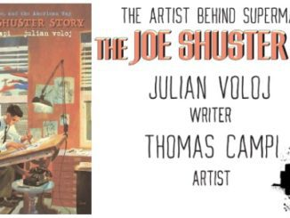 The Joe Shuster Story: The Artist Behind Superman