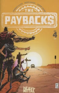 The Paybacks (2016) #4