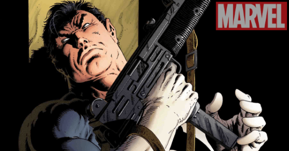 The Punisher #1 Zeck Variant feature