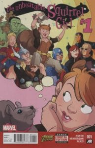 The Unbeatable Squirrel Girl (2015)