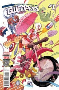 The Unbelievable Gwenpool (2016)