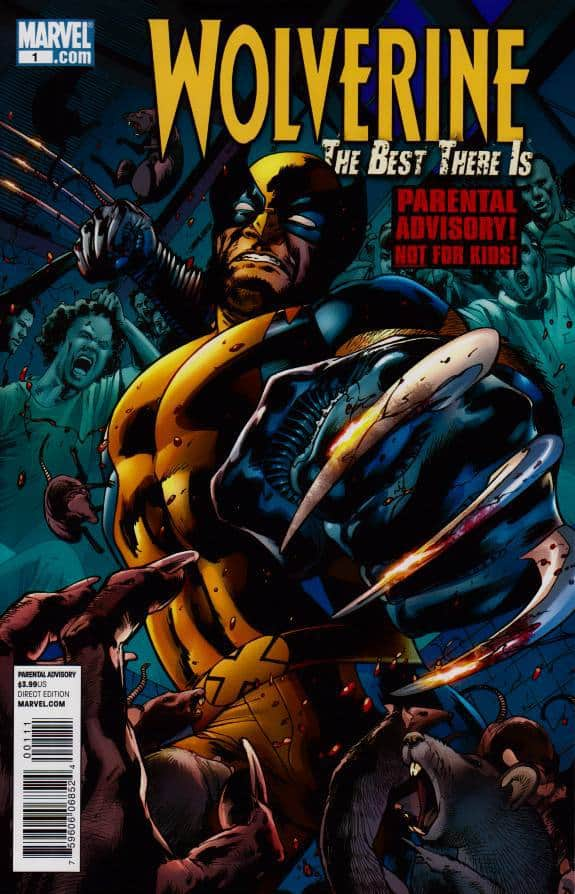 Wolverine – The Best There Is (2011) – #1
