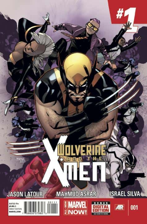 Wolverine and the X-Men (2014) – #1