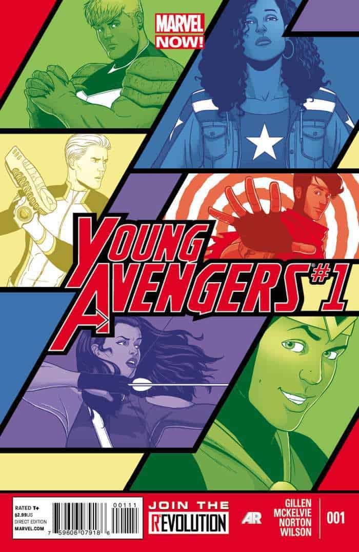 Young Avengers (2013) – #1