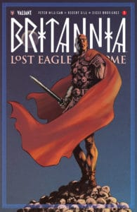 BRITANNIA: LOST EAGLES OF ROME #1 – Cover B by Brian Thies
