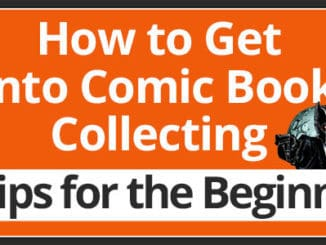Comic Book Collecting