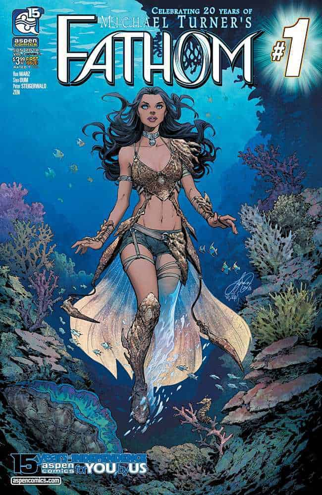 FATHOM Vol.7 #1 – Cover A
