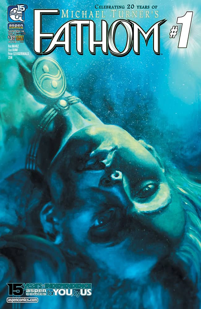 FATHOM Vol.7 #1 – Cover B