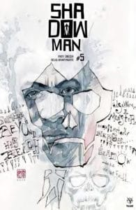 Shadowman #5 - Cover B by David Mack