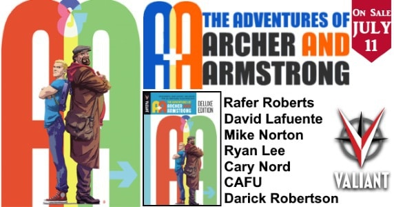 The Adventures Archer and Armstrong