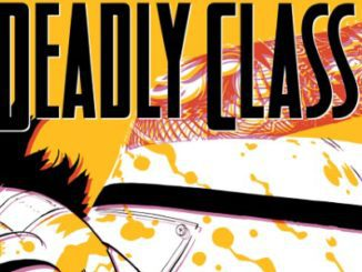 DEADLY CLASS DELUXE EDITION, BOOK TWO - THE FUNERAL PARTY