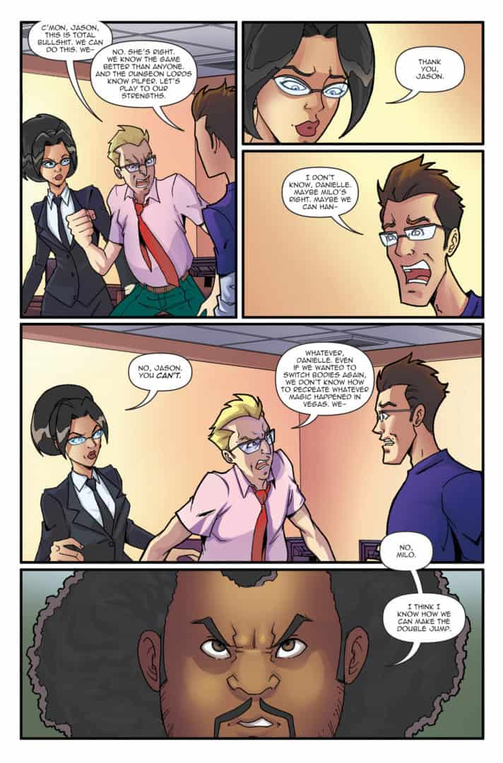 Double Jumpers Full Circle Jerks #1 Page 5