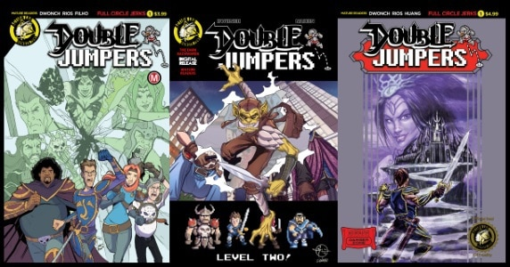 Double Jumpers Full Circle Jerks #1
