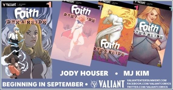 Faith Dreamside #1