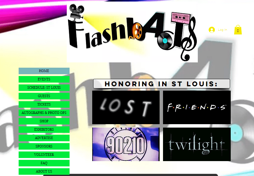 FlashbACTS new shows