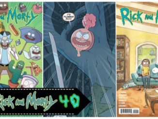 Rick & Morty #40