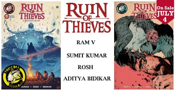Brigands Ruin of Thieves #3