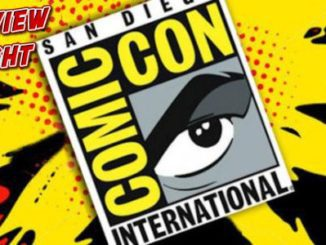 SDCC Preview
