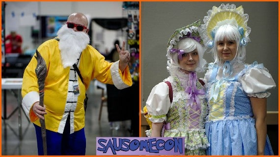 Sausomecon 2018 by Timeslip Photoworks