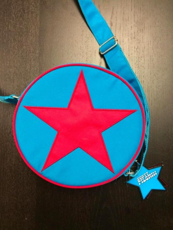 Scott Pilgrim Ramona bag