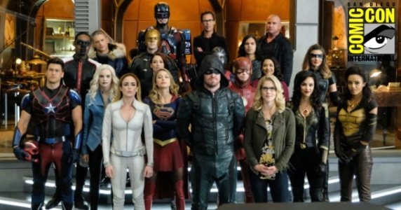 The CW Universe feature 2