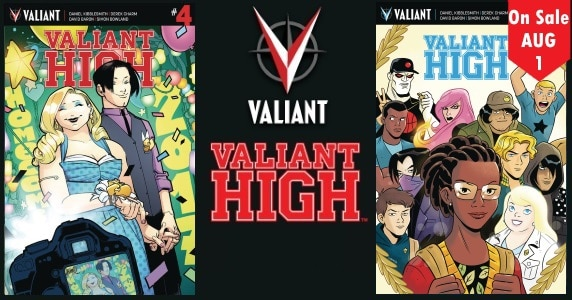 Valiant High #4