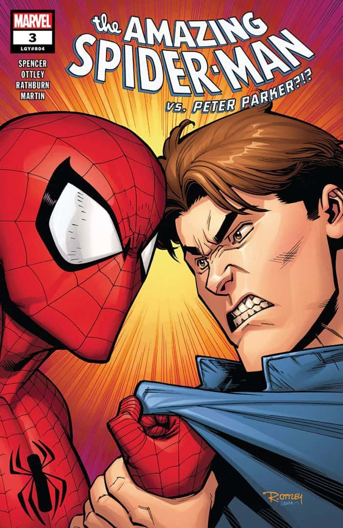 Amazing Spider-Man #3 – Main Cover by Ryan Ottley