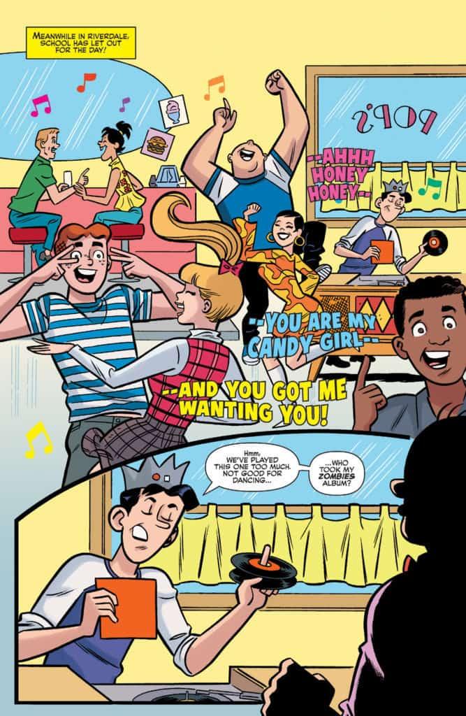 Archie Batman