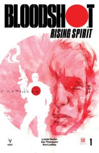 BLOODSHOT RISING SPIRIT #1 - Cover B by David Mack