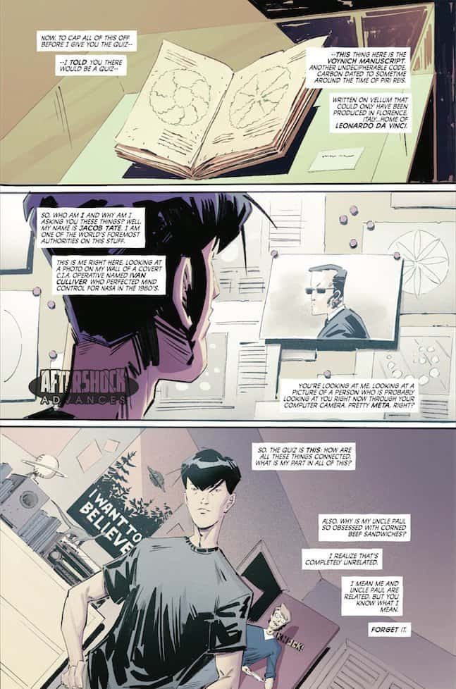 Beyonders #1 preview page 3a