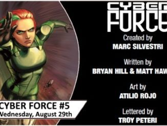 Cyber Force #5