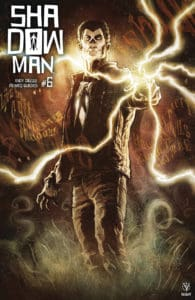 SHADOWMAN (2018) #6 - Shadowman Icon Variant by Kaare Andrews