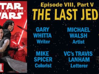 Star Wars The Last Jedi Adaptation #5