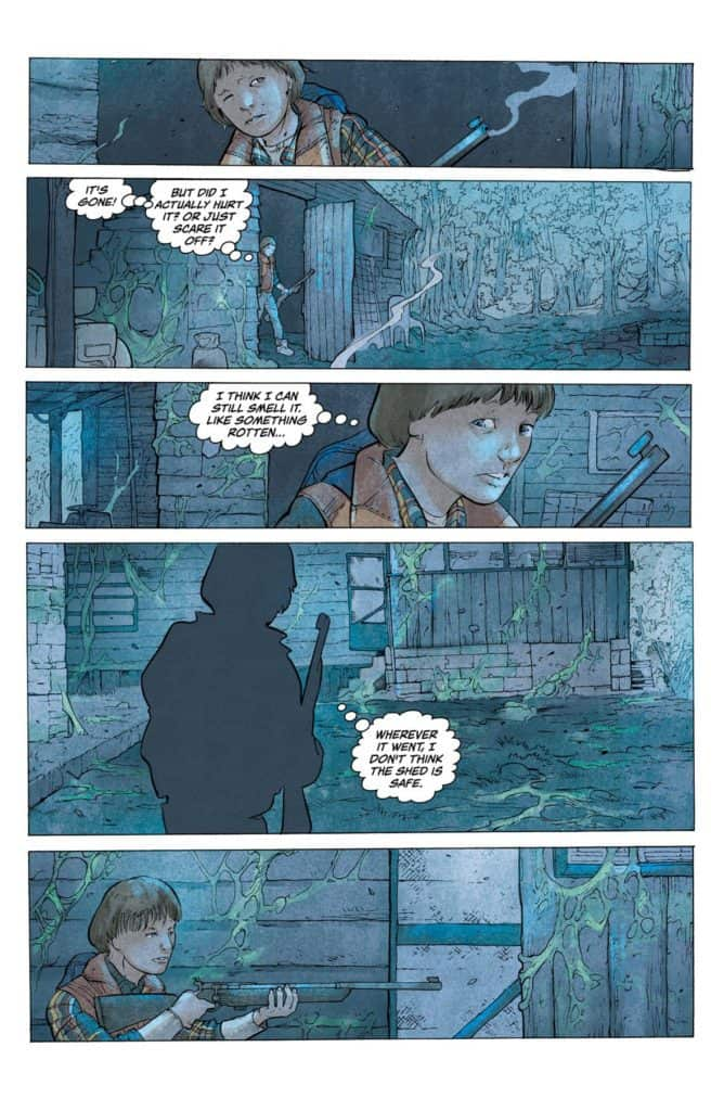 Stranger Things #1 - preview page 5