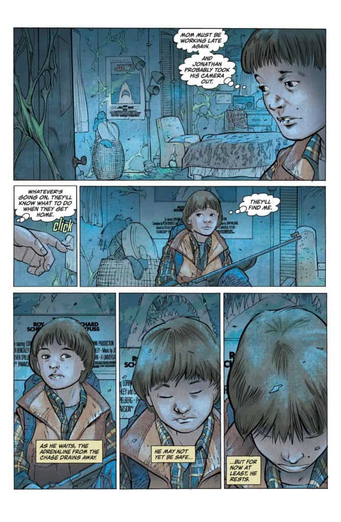 Stranger Things #1 - preview page 7