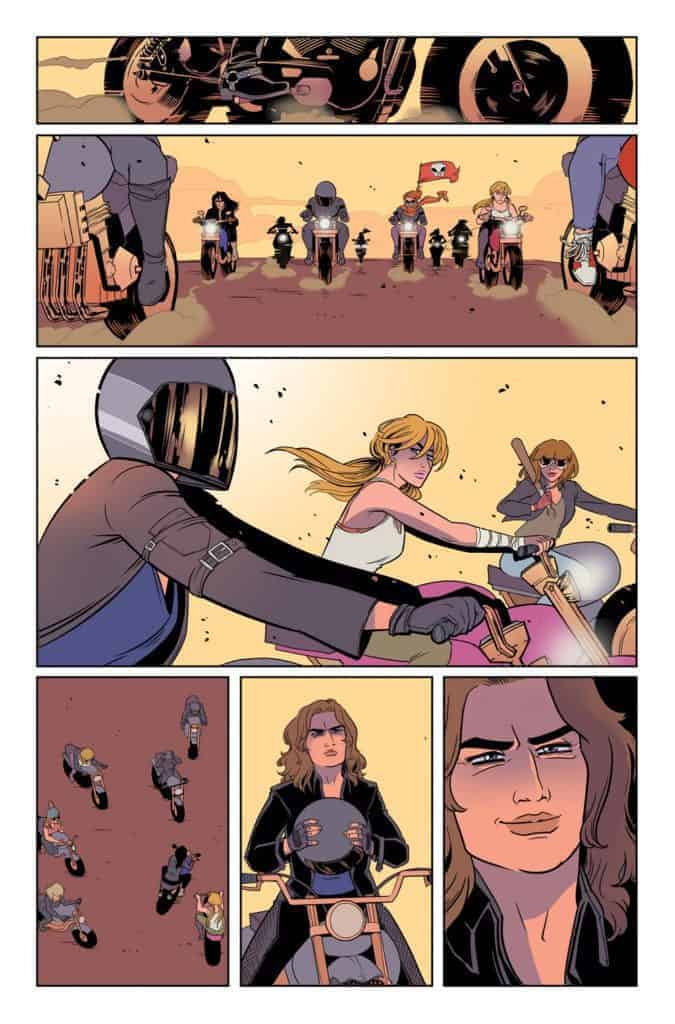 BETTY & VERONICA: VIXENS #10